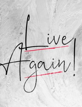 LIVE AGAIN : Get your voice back.